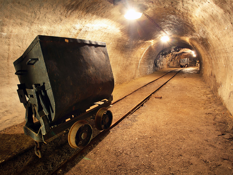 Fonderia settore minerario